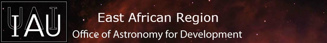 East Africa Astronomy for Development